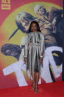 """LOS ANGELES - SEP 23:  Danai Gurira at the """"The Walking Dead"""" Season 10 Premiere Event at the TCL Chinese Theater on September 23, 2019 in Los Angeles, CA"""