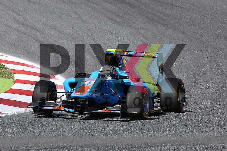 Barcelona, 10.05.15, Motorsport, GP3 Series Barcelona 2015 : Math&eacute;o Tuscher (Jenzer Motorsport, #21)<br /> <br /> Foto &copy; P-I-X.org *** Foto ist honorarpflichtig! *** Auf Anfrage in hoeherer Qualitaet/Aufloesung. Belegexemplar erbeten. Veroeffentlichung ausschliesslich fuer journalistisch-publizistische Zwecke. For editorial use only.
