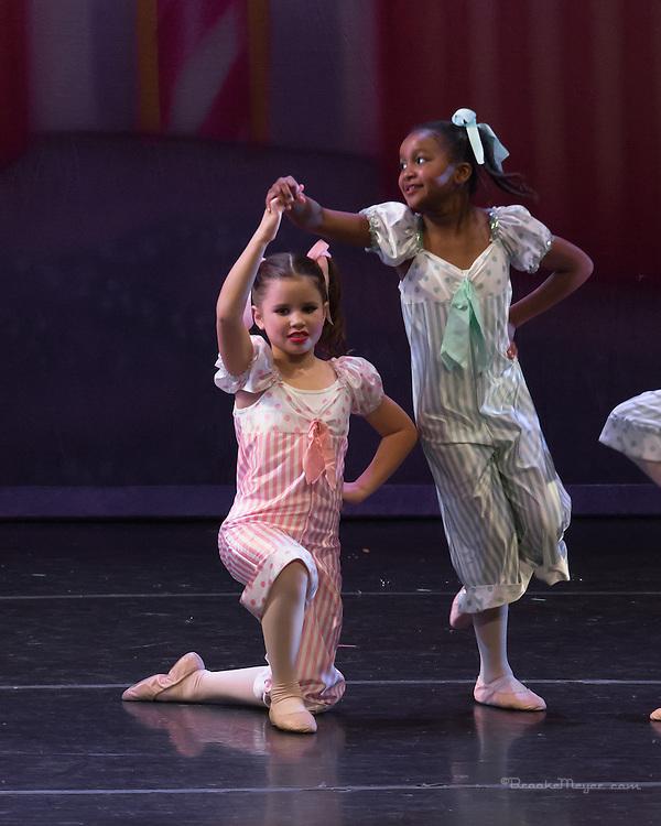 """Cary Ballet, """"Visions of Sugarplums"""", Cary Arts Center, Cary, North Carolina, 21 Dec 2013."""
