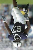 16 September 2006:  Penn State tackle Levi Brown (67).&amp;#xD;The Penn State Nittany Lions defeated the Youngstown State Penguins 37-3 September 16, 2006 at Beaver Stadium in State College, PA.&amp;#xD;<br />