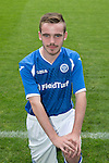 St Johnstone FC Academy Under 14's<br /> Steven McGuigan<br /> Picture by Graeme Hart.<br /> Copyright Perthshire Picture Agency<br /> Tel: 01738 623350  Mobile: 07990 594431