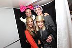Ty Hafan Celebrity Chef.Jamie Roberts & Simon Jones with Shakira Obaid & Justine Jones..Maldron Hotel.26.09.12.©Steve Pope