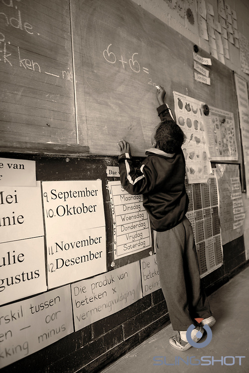 Township School Photos, Philipi Western Cape, South Africa