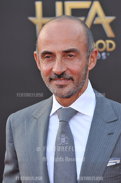 Shaun Toub at the 2014 Hollywood Film Awards at the Hollywood Palladium.<br /> November 14, 2014  Los Angeles, CA<br /> Picture: Paul Smith / Featureflash