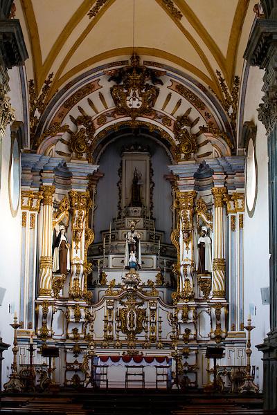 Mariana_MG, Brasil...Detalhes do interior da Igreja Nossa Senhora do Carmo em Mariana...Inside of Nossa Senhora do Carmo church in Mariana...Foto: LEO DRUMOND / NITRO.