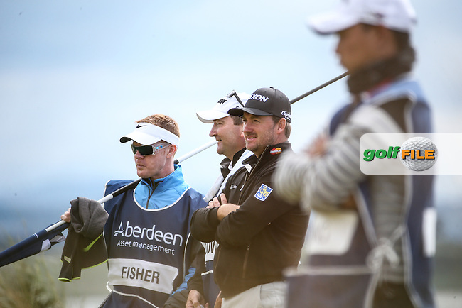 Graeme McDowell (NIR) during Round Two of the 2016 Aberdeen Asset Management Scottish Open, played at Castle Stuart Golf Club, Inverness, Scotland. 08/07/2016. Picture: David Lloyd | Golffile.<br /> <br /> All photos usage must carry mandatory copyright credit (&copy; Golffile | David Lloyd)