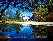 Tom Mackie, LANDSCAPES, photos, Merced River Reflections, Yosemite National Park, California, USA, GBTM8320-3,#L#
