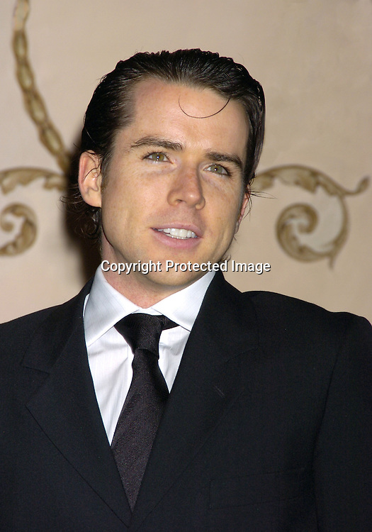 """Christian Campbell ..at The Actor's Fund of America's Annual Gala-""""That's Entertainment"""" at The Waldorf=Astoria on October 30, 2004 ..in New York City. ..Photo by Robin Platzer, Twin Images"""
