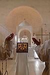 Le Temps de L?Avent at the Monastery of the Sisters of Bethlehem of the Assumption of the Virgin and of Saint Bruno in Beth Gemal, Israel<br />