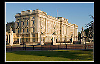 Buckingham Palace (Built 1705) - London - 13th June 2005