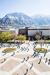 _RE_4022<br /> <br /> 1703-57 GCS Spring<br /> <br /> March 24, 2017<br /> <br /> Photography by Nate Edwards/BYU<br /> <br /> &copy; BYU PHOTO 2016<br /> All Rights Reserved<br /> photo@byu.edu  (801)422-7322