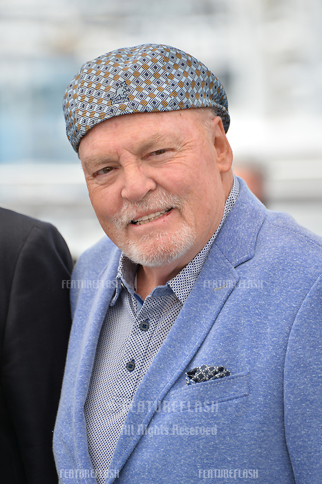Stacy Keach at the photocall for &quot;Gotti&quot; at the 71st Festival de Cannes, Cannes, France 15 May 2018<br /> Picture: Paul Smith/Featureflash/SilverHub 0208 004 5359 sales@silverhubmedia.com