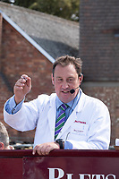 Auctioneer  Alastair Brown selling breeding sheep in Thrapston Market <br /> &copy;Tim Scrivener Photographer 07850 303986<br />      ....Covering Agriculture In The UK....