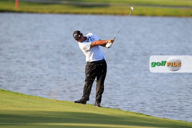 Patrick Reed (USA) during the 2nd round at the WGC Cadillac Championship, Blue Monster, Trump National Doral, Doral, Florida, USA<br /> Picture: Fran Caffrey / Golffile