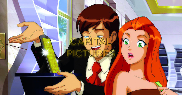 SCENE<br /> in Totally spies! Le film (2009) <br /> *Filmstill - Editorial Use Only*<br /> CAP/NFS<br /> Image supplied by Capital Pictures
