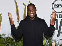 "09 July 2019 - Los Angeles, California - Nathaniel Pelle. ESPN ""The ESPYS Official Pre-Party"" held at the Hotel Figueroa. Photo Credit: Billy Bennight/AdMedia"