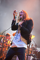 ASUBURN HILLS, MICHIGAN - AUGUST 21: Incubus in concert during the Honda Civic Tour at The Palace of Auburn Hills in Auburn Hills, Michigan. August 21, 2012. ©Joe Gall/MediaPunch Inc. /NortePhoto.com<br /> <br /> **SOLO*VENTA*EN*MEXICO**<br /> **CREDITO*OBLIGATORIO**<br /> *No*Venta*A*Terceros*<br /> *No*Sale*So*third*<br /> *** No Se Permite Hacer Archivo**<br /> *No*Sale*So*third*