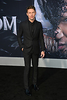 LOS ANGELES, CA. October 01, 2018: Scott Haze at the world premiere for &quot;Venom&quot; at the Regency Village Theatre.<br /> Picture: Paul Smith/Featureflash
