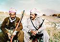 Iraq 1981<br /> In Kani Spi, Mirkhan Mohamedamin and next, Sofi Deranayi <br /> Irak 1981<br /> A Kani Spi, a droite, Mirkhan Mohamedin Mergasori avec Sofi Deranayi