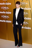 Saskia de Brauw attends Marie Claire Prix de la Moda awards 2012 at French Embassy in Madrid. November 22, 2012. (ALTERPHOTOS/Caro Marin) /NortePhoto