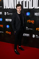 Miki Nunez attends to La Caza. Monteperdido premiere at Capitol cinema in Madrid, Spain. March 12, 2019. (ALTERPHOTOS/A. Perez Meca)