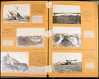 BNPS.co.uk (01202 558833)<br /> Pic: Ratisbons/BNPS<br /> <br /> Emil Buge training recorded all the spectacular accidents of the early days of flight.<br /> <br /> A personal archive belonging to a hero German pilot of the First World War who fought to bring down the Nazis in the second has been discovered.<br /> <br /> Emil Buge flew on 37 sorties against the British on the Western Front, dropping 27 bombs, 128 grenades and firing 9,500 rounds of ammunition.<br /> <br /> Despite his heroics in 1918, Buge was imprisoned at a murderous concentration camp by his own country in the Second World War as a political prisoner. He used his position as an inmate clerk to gather evidence of SS atrocities.