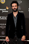 "The director of the film, Rodrigo Sorogoyen during the red carpet of the presentation of the film ""Que Dios Nos Perdone"" at Festival de Cine Fantastico de Sitges in Barcelona. October 14, Spain. 2016. (ALTERPHOTOS/BorjaB.Hojas)"