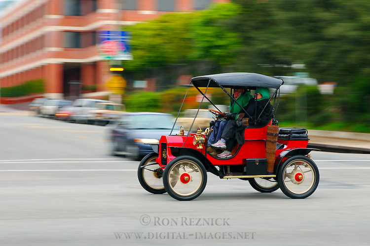 REO 1908 Model B Runabout, Pasadena, California