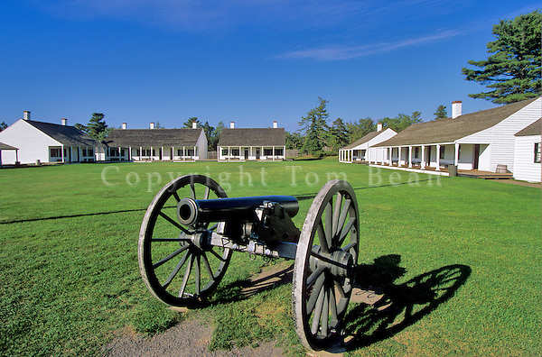 Fort Wilkins State Park, a historic US Army Post at Copper Harbor, Keweenaw Peninsula, Michigan, AGPix_0640..