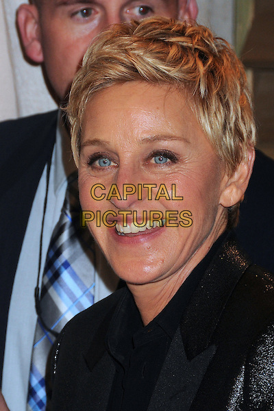 02 March 2014 - West Hollywood, California - Ellen DeGeneres. 2014 Vanity Fair Oscar Party following the 86th Academy Awards held at Sunset Plaza.  <br /> CAP/ADM/BP<br /> &copy;Byron Purvis/AdMedia/Capital Pictures