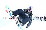 2011 FIS Snowboard World Cup  Championships , halfpipe qualification men's, La Molina. Picture show Seppe Smits BEL FIS SNOWBOARD WORLD CHAMPIONS LA MOLINA