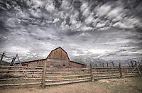 Ranch Life - Grand Tetons - Wyoming