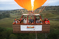 20120425 April 25 Hot Air Balloon Gold Coast