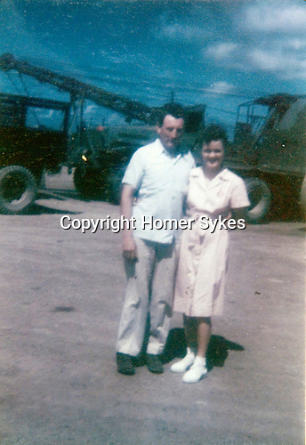 Homer Warwick Sykes and Helen Elsie Grimmitt - Sykes Shanghai China 1947/1948.