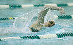 DENTON, TX JANUARY 26: University of North Texas Mean Green Swimming & Diving v Texas Christian University Horned Frogs at Pohl Recreation Center in Denton on January 26, 2018 in Denton, Texas (Photo: Rick Yeatts Photography/Colin Mitchell)