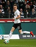 13.01.2018, Commerzbank - Arena, Frankfurt, GER, 1.FBL, Eintracht Frankfurt vs SC Freiburg<br /> , im Bild<br />Marius Wolf (Frankfurt)<br /> Foto &copy; nordphoto / Bratic