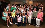 Danielle walsh 21st Rugby Club