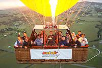 20140613 June 13 Hot Air Balloon Gold Coast
