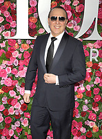 NEW YORK, NY - JUNE 10: Tommy Mottola attend the 72nd Annual Tony Awards at Radio City Music Hall on June 10, 2018 in New York City.  <br /> CAP/MPI/JP<br /> &copy;JP/MPI/Capital Pictures