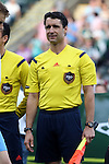 20 June 2015: Assistant Referee Ian Anderson. The Portland Timbers FC hosted the Houston Dynamo at Providence Park in Portland, Oregon in a Major League Soccer 2015 regular season match. Portland won the game 2-0.