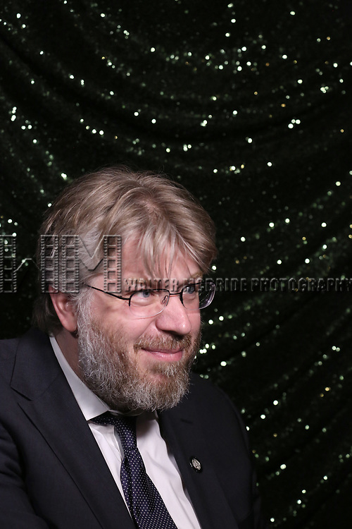 Dave Malloy attends the 2017 Tony Awards Meet The Nominees Press Junket at the Sofitel Hotel on May 3, 2017 in New York City.