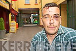 Ger O'Sullivan who was Assaulted in Killarney.