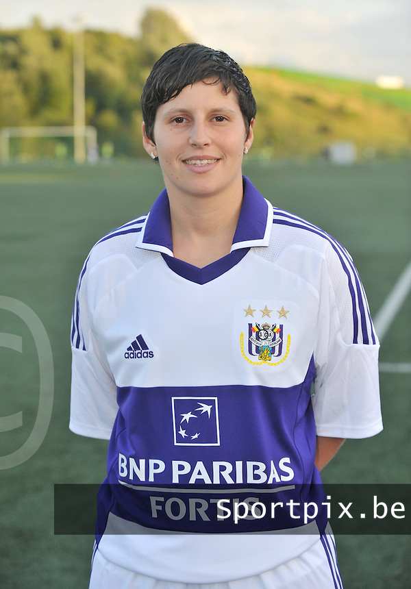 RSC Anderlecht Dames : Kelly Paulus.foto DAVID CATRY / VROUWENTEAM.BE