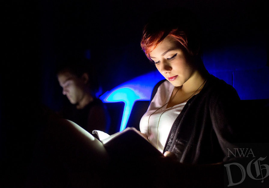 STAFF PHOTO JASON IVESTER --11/06/2014--<br />