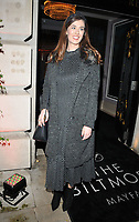 LONDON, ENGLAND - NOVEMBER 26: Alice Fevronia at the Biltmore Hotel launch party, The Biltmore, Grosvenor Square on Tuesday 26 November 2019 in London, England, UK. <br /> CAP/CAN<br /> ©CAN/Capital Pictures