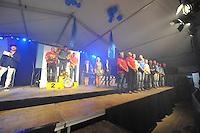 ZEILEN: SNEEK: Snitser Mar, 12-08-2016, SKS skûtsjesilen, SKS kampioenschap 2016, Sneek, ©foto Martin de Jong