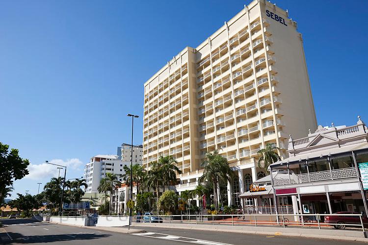 The Sebel Hotel.  Cairns, Queensland, Australia