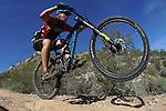 Brad MNT Biking