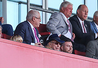 Blackpool owner Owen Oyston watches on from the stands<br /> <br /> Photographer Alex Dodd/CameraSport<br /> <br /> The EFL Sky Bet League One - Rotherham United v Blackpool - Saturday 5th May 2018 - New York Stadium - Rotherham<br /> <br /> World Copyright &copy; 2018 CameraSport. All rights reserved. 43 Linden Ave. Countesthorpe. Leicester. England. LE8 5PG - Tel: +44 (0) 116 277 4147 - admin@camerasport.com - www.camerasport.com