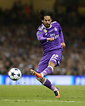 Real Madrid's Isco in action during the Champions League Final match at the Principality Stadium, Cardiff. Picture date: June 3rd, 2017. Pic credit should read: David Klein/Sportimage